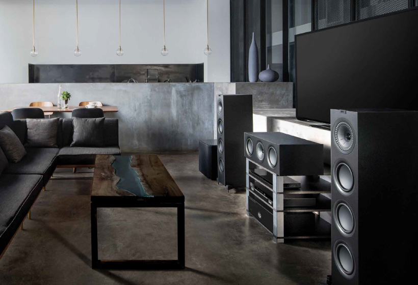 KEF - Home Audio and Video - Imagine More