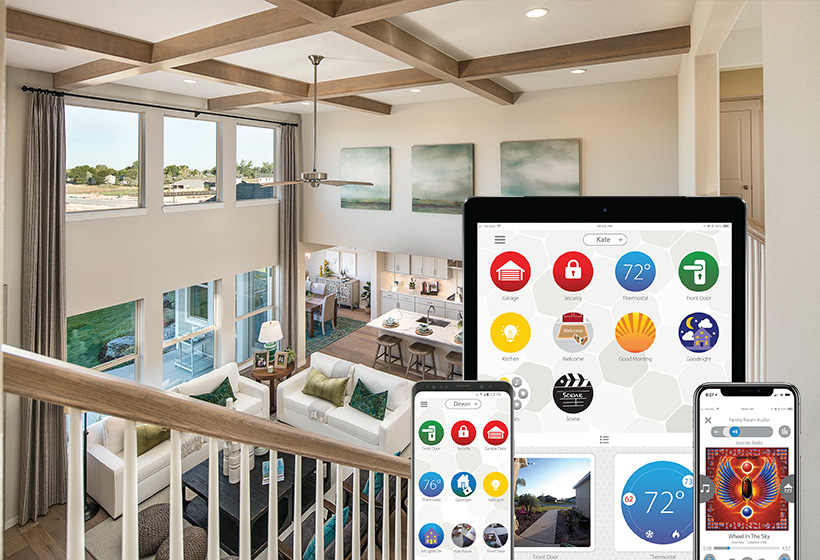 Clare Controls - Smart Home Automation - Imagine More