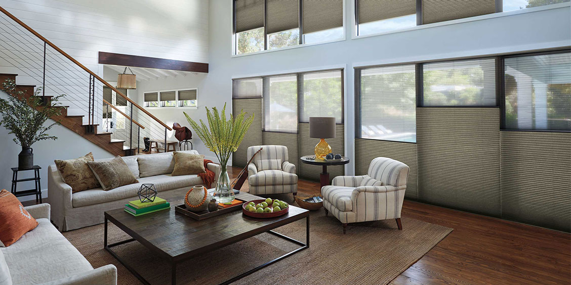 Duette Honeycomb Shades - Hunter Douglas Gallery - Imagine More