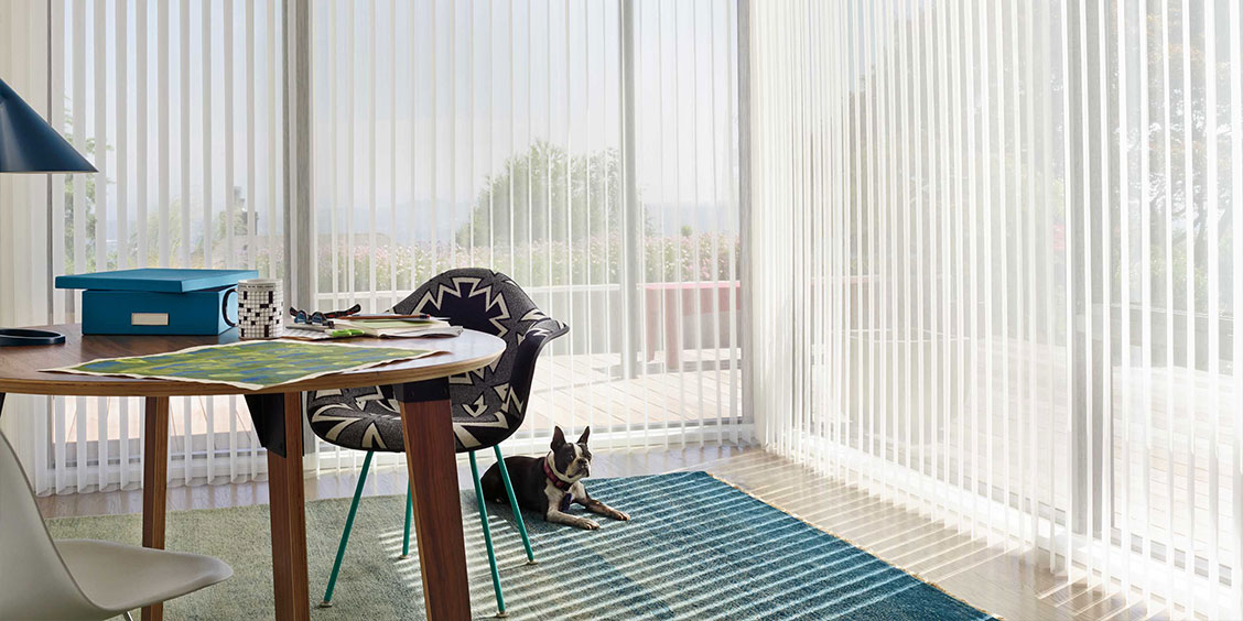 Luminette Privacy Sheers - Hunter Douglas Gallery - Imagine More