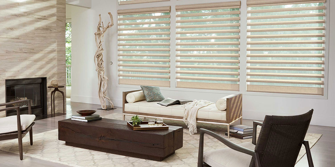 Pirouette Window Shadings - Hunter Douglas Gallery - Imagine More
