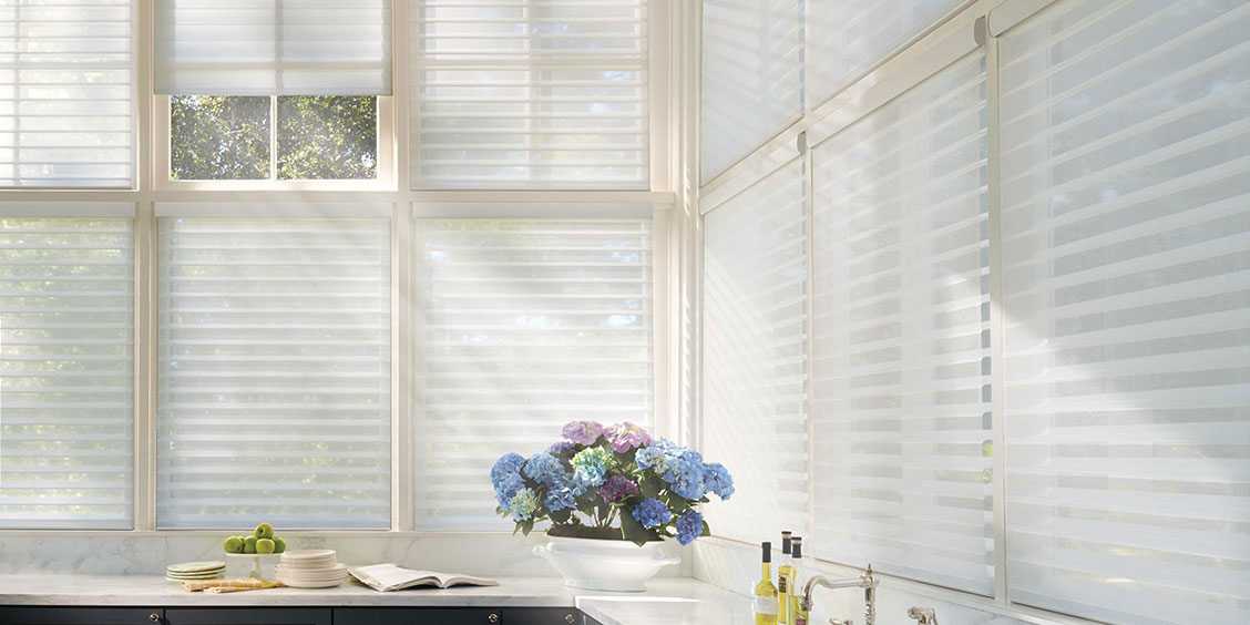 Silhouette Window Shadings - Hunter Douglas Gallery - Imagine More